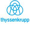 Motiv: Logo thyssenkrupp Steel AG
